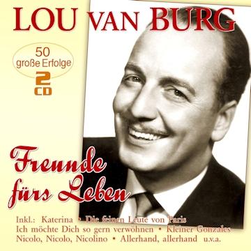 Lou van Burg - Freunde fürs Leben - memoryRadio